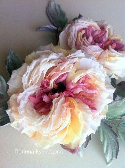 Староанглийская роза мастер класс видео - Bjj66.ru